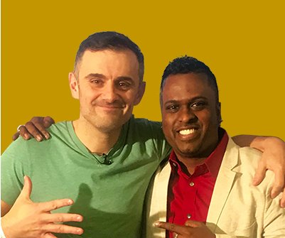 King Raj and Gary Vee