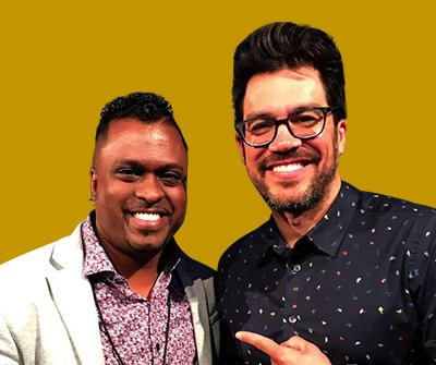 King Raj and Tai Lopez